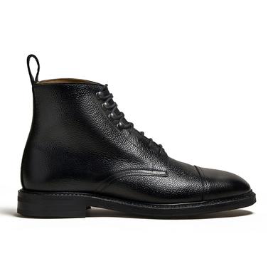 Abisko Black Country Calf Jumper Boot