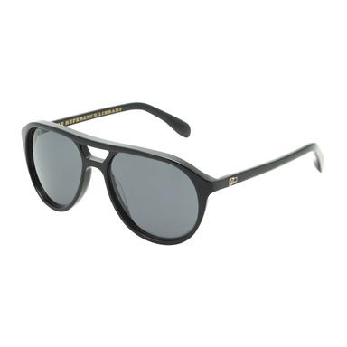 Stevie Black Aviator Sunglasses