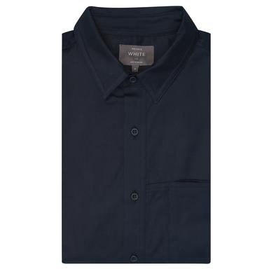 Navy Classic Collar Shirt