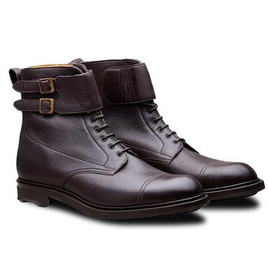 Dark Brown Kentmere Utah Leather Field Boots