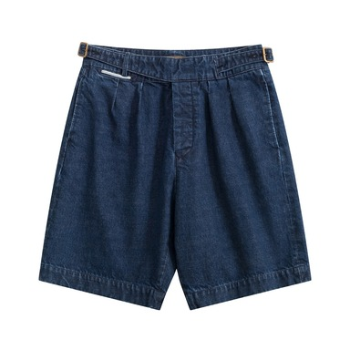 Japanese Denim Gurkha Shorts