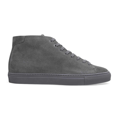 Ash Grey Massimo High-Top Sneakers