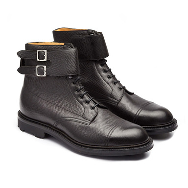 Black Kentmere Utah Leather Field Boots