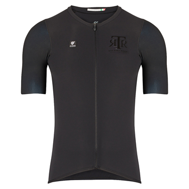 The Rake Riders Black Cycling Top